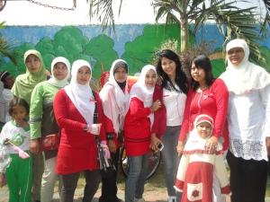 Peran aktif orang tua dalam karnafal HUT Proklamasi 2011